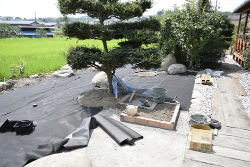 吉田邸 工事中のサムネイル画像のサムネイル画像のサムネイル画像のサムネイル画像